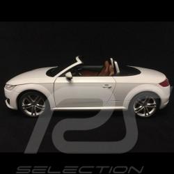 Audi TT Roadster phase III blanc glacier white Gletscherweiß 1/18 Minichamps 5011400515