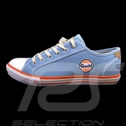 3173477ebc79d Chaussure Gulf sneaker   basket style Converse bleu Gulf - femme ...