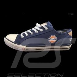 Chaussure Gulf sneaker / basket style Converse bleu marine - femme