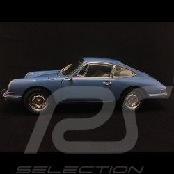 Porsche 911 type 901 Coupé 1964 bleu pastel sky blue emailblau 1/18 CMC M067D