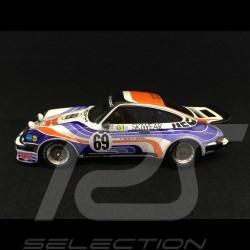 Porsche 934 Le Mans 1976 n° 69 Schiller HCC Skiwear 1/43 Spark S4752