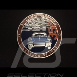 Badge de grille Porsche 356 Legends of 1963 Porsche Design WAP0500600H