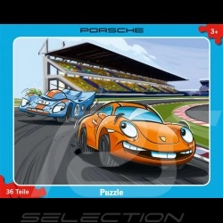 Porsche Puzzle 911 / 917 36 pieces Porsche Design WAX05050916