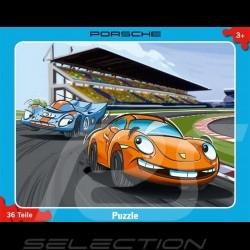 Porsche Puzzle 911 / 917 36 Teile Porsche Design WAX05050916