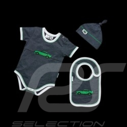 Ensemble bébé bienvenue baby welcome wilkommen set Porsche Carrera RS 2.7 Collection kids enfant kinder Porsche Design WAP950002