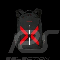 Sac à dos backpack rucksack Porsche Motorsport Collection noir black schwarz Porsche WAP0502300G