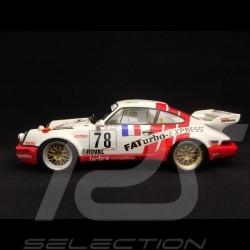 Porsche 964 911 carrera rsr 24h nurburgring 1993 Röhrl 1:18 GT Spirit zm061 nuevo