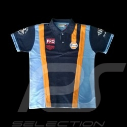 Polo Gulf Racing Team marineblau - Herren