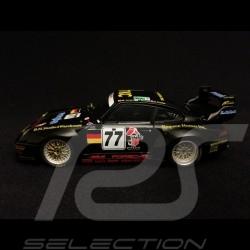 Porsche 911 type 993 GT2  Le Mans 1996 n° 77 TKC 1/43 Spark S4447