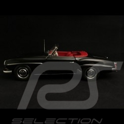 Mercedes Benz 190 SL 1955 black 1/18 Minichamps 100037030