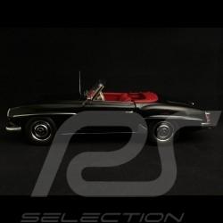 Mercedes Benz 190 SL 1955 noire black schwarz 1/18 Minichamps 100037030