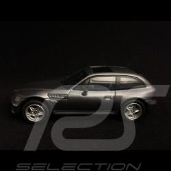 BMW Z3 M coupé 2002 steel grey 1/43 Minichamps 400029064