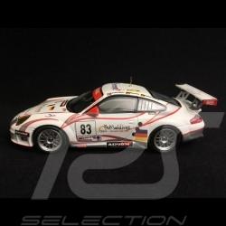 Porsche 911 type 996 GT3 RSR Le Mans 2006 n° 83 Maldives 1/43 Minichamps 400066483