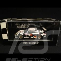 Porsche 911 type 996 GT3 RS Le Mans 2004 n° 84 TDM 1/43 Minichamps 400046984