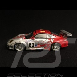 Porsche 911 type 996 GT3 RSR Le Mans 2005 n° 80 Flying Lizard 1/43 Minichamps 400056480