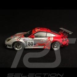 Porsche 911 type 996 GT3 RSR Le Mans 2006 n° 80 Flying Lizard 1/43 Minichamps 400066480