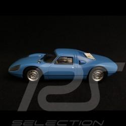 Porsche 904 GTS 1964 bleue blue blau 1/43 Minichamps 400065720