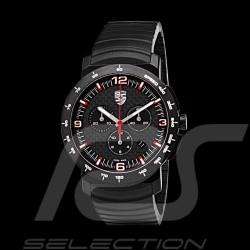 Montre Watch Uhr Chrono Chronograph Porsche Sport Classic Black Edition WAP0700850G
