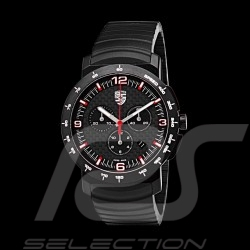 Montre Watch Uhr Chrono Chronograph Porsche Sport Classic Black Edition WAP0700850G