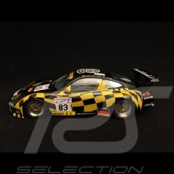 Porsche 911 type 996 GT3 RS vainqueur winner sieger Le Mans 2001 n° 83  1/43 Minichamps 400016983
