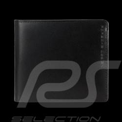 Porsche Geldbörse Kartenhalter schwarze Leder Classic Line 2.1 Porsche Design 4090000105