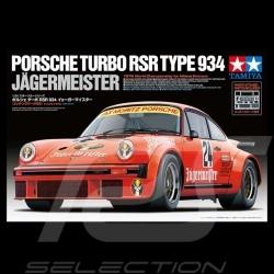 Kit Porsche 934 Turbo RSR Jägermeister 1/24 Tamiya 24328