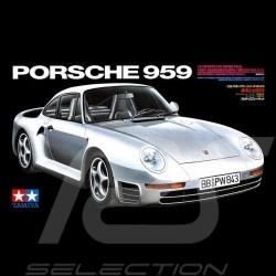 Maquette kit modellbau Porsche 959 1/24 Tamiya 24065