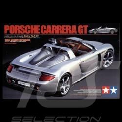 Maquette kit modellbau Porsche Carrera GT 1/24 Tamiya 24275
