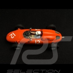 Spark 43 Porsche 718 orange n°12 Carel Godin de Beaufort Grand Prix USA 1963 MAP02018715 S1866