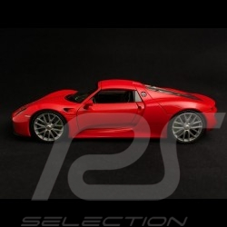 Porsche 918 Spyder 2014 rouge 1/24 Welly MAP02484016 red rot