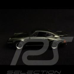Porsche 911 type 930 Turbo 3.3 vert chêne métallisé metallic oak green oakgrün 1/43 Minichamps CA04316035