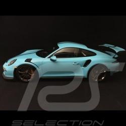 Porsche 911 type 991 GT3 RS Olympia blue 1/12 Spark WAX02200003