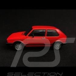Volkswagen Golf GTI phase 1 1983 rot 1/43 Minichamps 940055170