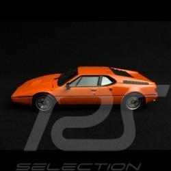 BMW M1 1979 orange 1/43 Minichamps 940025020