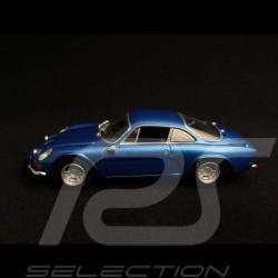 Alpine Renault A110 1971 bleue blue blau 1/43 Minichamps 940113600