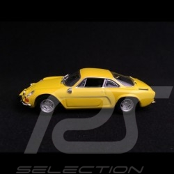 Alpine Renault A110 1971 jaune yellow gelb 1/43 Minichamps 940113601