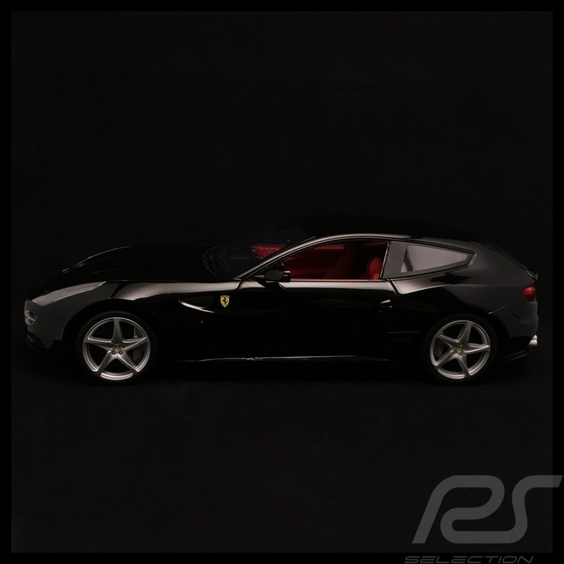 Ferrari Ff 2011 2016 Schwarz 1 18 Hotwheels X5526 Selection Rs