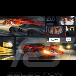 Book Steve McQueen in Le Mans - french