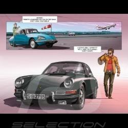 Livre Book Buch Steve McQueen in Le Mans - en allemand german Deutsch