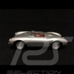 Porsche 550 Spyder 1955 silbergrau sehr Selten 1/43 Minichamps WAP020023