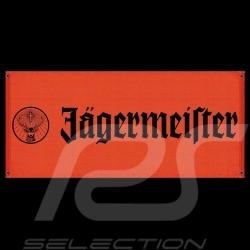 Bannière Jägermeister Banner Orange 180 x 80 cm 770042