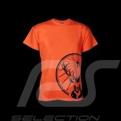 T-shirt Jägermeister logo homme men Herren