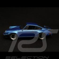 Porsche 911 type 930 Turbo 3.0 Minerva blue 1/43 Minichamps  CA04316030