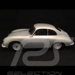 Porsche 356 A coupe 1600 GS Carrera GT gris argent silver grey silbergrau 1/12 Premium PCL40016