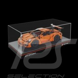 Vitrine display showcase Porsche 911 GT3 RS Lego Technic 42056 Porsche Design WAX05020716