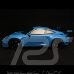 Ruf Porsche 911 type 991 Turbo RTR 2015 bleue 1/18 GT SPIRIT GT113