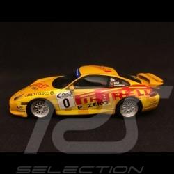 Porsche 911 type 996 GT3 Rallye Allemagne Deutschland Germany 2001 n° 0 Pirelli Walter Röhrl 1/43 Spark MAP02020117