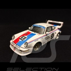 Porsche 911 type 964 Turbo S LM GT vainqueur winner Sieger 12h Sebring 1993 n° 59 Brumos 1/43 Spark MAP02020317