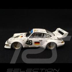 """Porsche 911 type 964 Turbo S LM GT Le Mans 1993 n° 46 """"30 Jahre 911"""" 1/43 Spark  MAP02020417"""