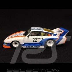Porsche 935 vainqueur winner Sieger Silverstone 1981 n° 22 Sekurit 1/43 Spark MAP02020717